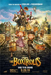 Boxtrolls, The script