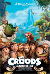 Croods, The script